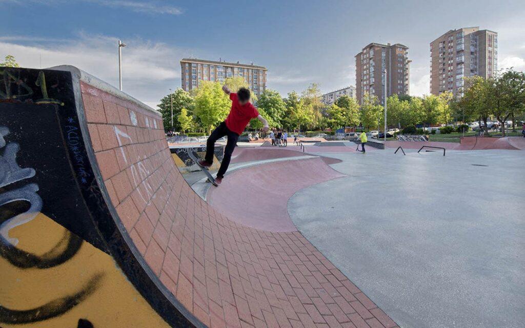 Skate Park de Judimendi
