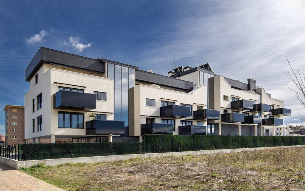 Versatile Selecta - Promoción viviendas Vitoria-Gasteiz